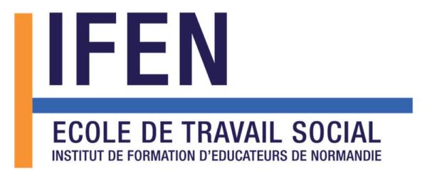 logo IFEN - Ecole de travail social