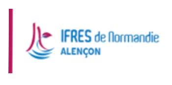 logo école IFRES Alençon