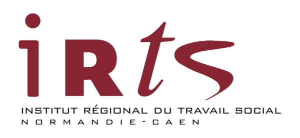 logo IRTS - Institut régional du travail social