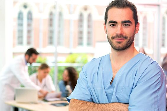 infirmier en apprentissage